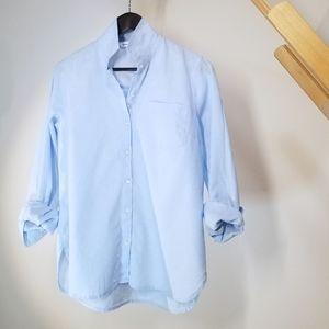 Old Navy Classic Fit   Dress Shirt   Collar   Full